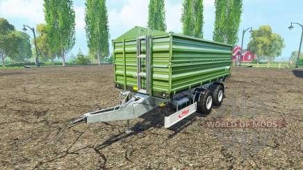Fliegl TDK 255 v1.1 para Farming Simulator 2015