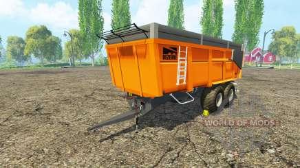 Dezeure D14TT para Farming Simulator 2015