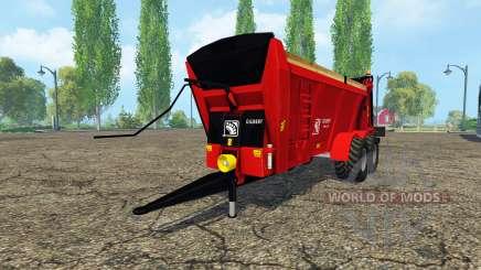 Gilibert Helios 20 para Farming Simulator 2015