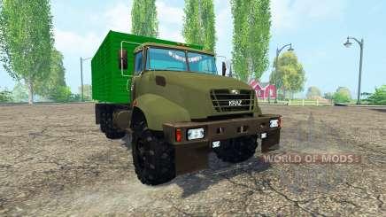 O KrAZ B18.1 para Farming Simulator 2015