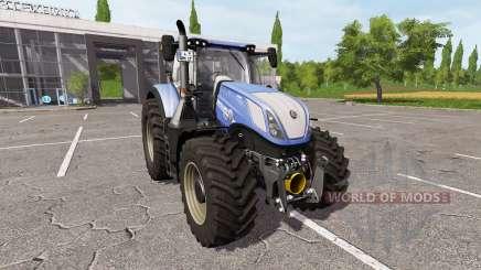 New Holland T7.290 v1.1 para Farming Simulator 2017