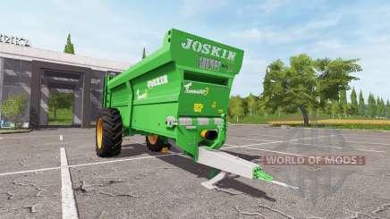 JOSKIN Tornado3 para Farming Simulator 2017