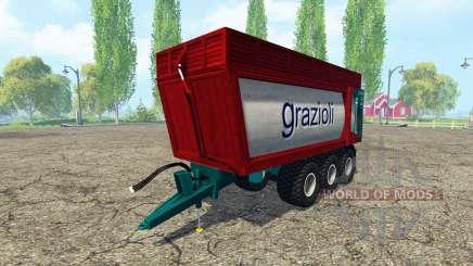 Grazioli Domex 200-6 v2.1 para Farming Simulator 2015
