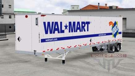Semi-Wal-Mart para American Truck Simulator