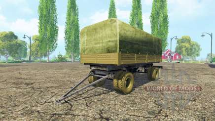 GKB 8527 para Farming Simulator 2015