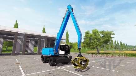Fuchs MHL 350 para Farming Simulator 2017