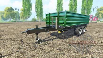 BRANTNER E 8041 long wood para Farming Simulator 2015