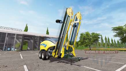 New Holland BigBaler 1290 Nadal R90 para Farming Simulator 2017