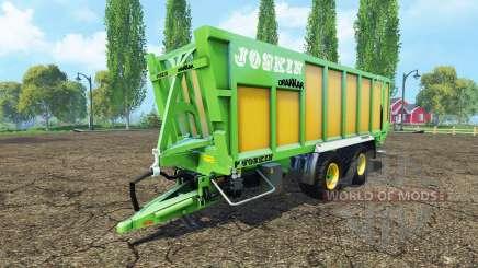 JOSKIN Drakkar 2-axis para Farming Simulator 2015