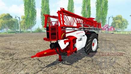 Kuhn Metris 4100 v1.1 para Farming Simulator 2015
