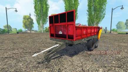 LINHA 6 para Farming Simulator 2015