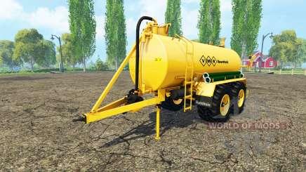 Veenhuis VTW 18000 para Farming Simulator 2015