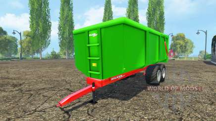 Hilken HI 2250 SMK para Farming Simulator 2015