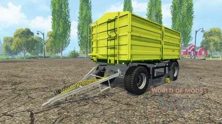 Fliegl DK 180-88 v2.0 para Farming Simulator 2015