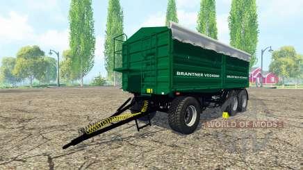 BRANTNER DD 24060 para Farming Simulator 2015