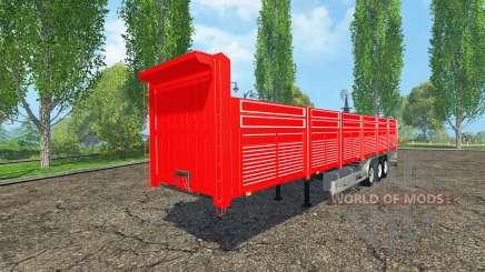 Tirsan para Farming Simulator 2015
