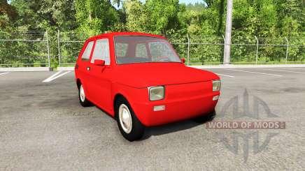 Fiat 126p v4.0 para BeamNG Drive