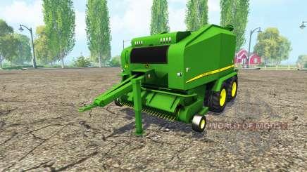 John Deere 678 v2.0 para Farming Simulator 2015
