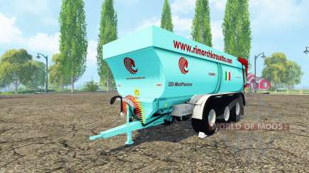 Crosetto CMR 180 para Farming Simulator 2015