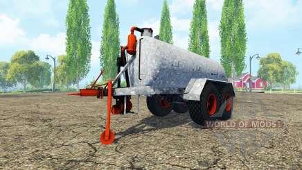 Kotte 14100l para Farming Simulator 2015