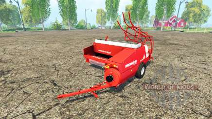 Welger AP730 v1.1 para Farming Simulator 2015