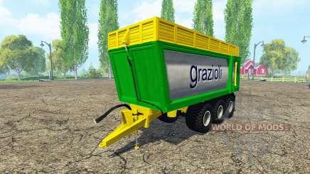 Grazioli Domex 200-6 multicolor para Farming Simulator 2015