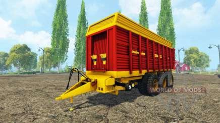 Schuitemaker Rapide 3000 para Farming Simulator 2015