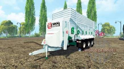 Bossini SG200 DU 41000 para Farming Simulator 2015