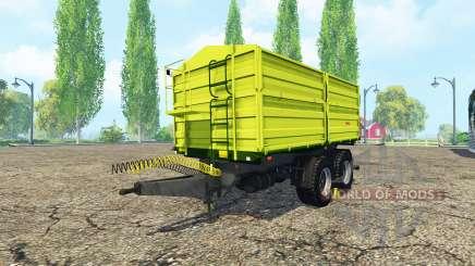 Fliegl TDK 200 para Farming Simulator 2015