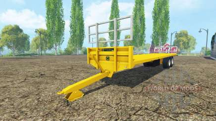 Marshall BC-36 para Farming Simulator 2015