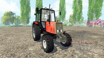 Bielorrússia MTZ 892 v2.0 para Farming Simulator 2015