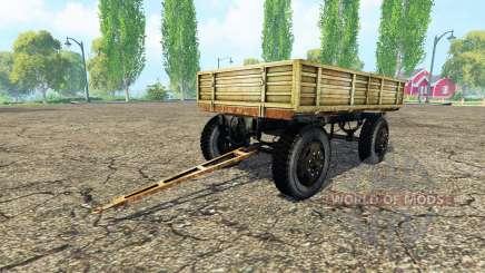 Tractor trailer para Farming Simulator 2015