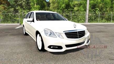 Mercedes-Benz E250 CDI Estate (S212) para BeamNG Drive