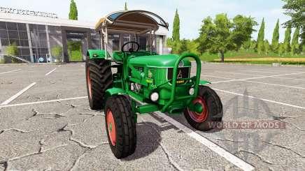 Deutz D80 v1.5 para Farming Simulator 2017