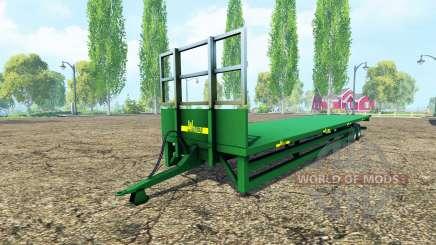 AWTrailer 42Ft autoloading para Farming Simulator 2015