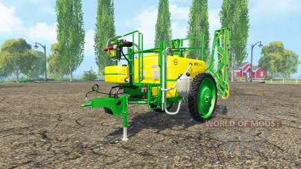 Unia Pilmet Rex 2518 para Farming Simulator 2015