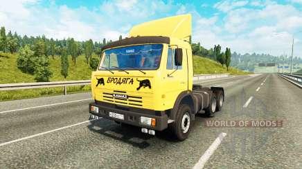KamAZ 54115 para Euro Truck Simulator 2