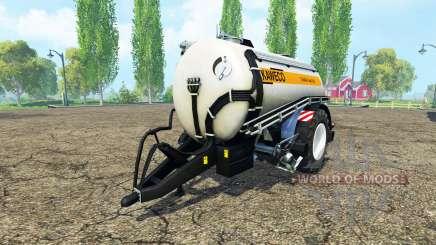 Kaweco Double Twin Shift v1.5 para Farming Simulator 2015