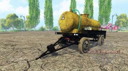 Trailer tank para Farming Simulator 2015