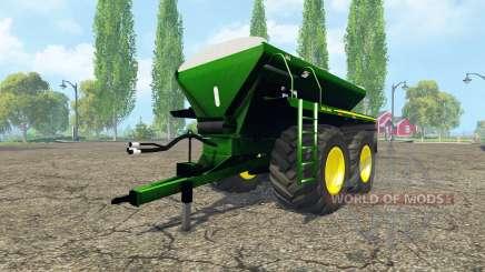 John Deere DN345 v2.1 para Farming Simulator 2015
