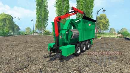 Jenz HEM 583 para Farming Simulator 2015