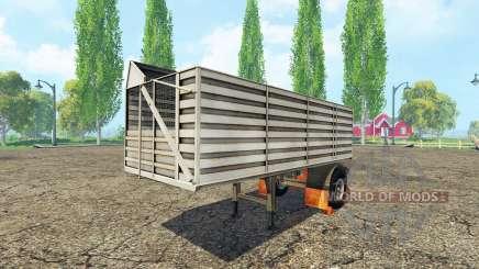 Fortschritt para Farming Simulator 2015