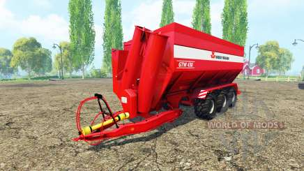 Massey Ferguson GTW 430 para Farming Simulator 2015