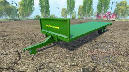 AWTrailer 12T para Farming Simulator 2015