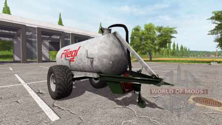 Fliegl 5000 para Farming Simulator 2017