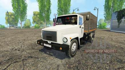 GAZ SAZ 35071 v1.1 para Farming Simulator 2015