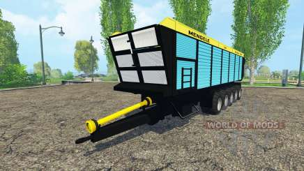Mengele Silo Bull para Farming Simulator 2015