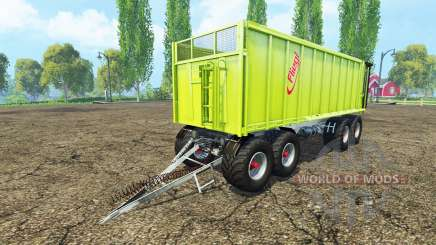 Fliegl TMK 4-axis v2.0 para Farming Simulator 2015