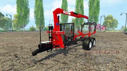 Krpan GP para Farming Simulator 2015