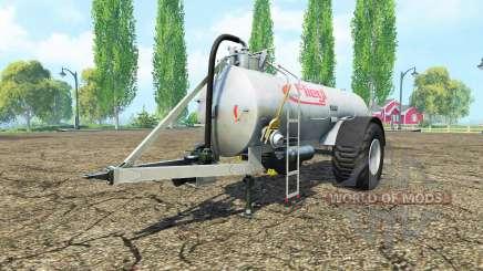 Fliegl VFW para Farming Simulator 2015